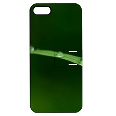 Pearls   Apple Iphone 5 Hardshell Case With Stand by Siebenhuehner