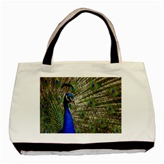 Peacock Classic Tote Bag by Siebenhuehner