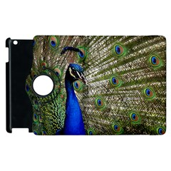 Peacock Apple Ipad 3/4 Flip 360 Case by Siebenhuehner
