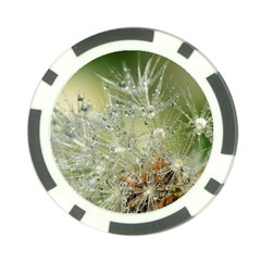Dandelion Poker Chip (10 Pack) by Siebenhuehner