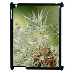 Dandelion Apple Ipad 2 Case (black) by Siebenhuehner