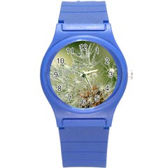 Dandelion Plastic Sport Watch (small) by Siebenhuehner