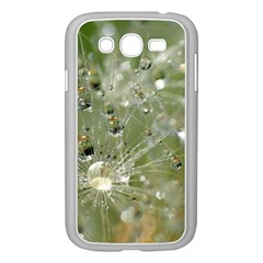 Dandelion Samsung Galaxy Grand Duos I9082 Case (white) by Siebenhuehner
