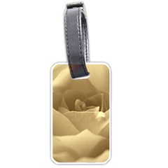 Rose  Luggage Tag (two Sides) by Siebenhuehner
