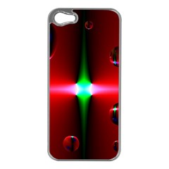 Magic Balls Apple Iphone 5 Case (silver) by Siebenhuehner