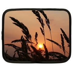 Sunset Netbook Case (xxl) by Siebenhuehner