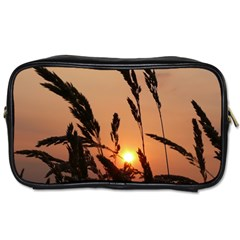 Sunset Travel Toiletry Bag (one Side) by Siebenhuehner