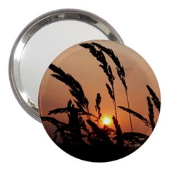 Sunset 3  Handbag Mirror by Siebenhuehner