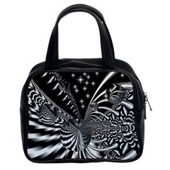 Space Classic Handbag (two Sides) by Siebenhuehner