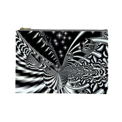 Space Cosmetic Bag (large) by Siebenhuehner