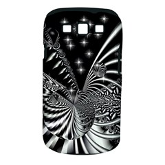 Space Samsung Galaxy S Iii Classic Hardshell Case (pc+silicone) by Siebenhuehner
