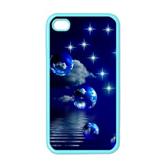 Sky Apple Iphone 4 Case (color) by Siebenhuehner