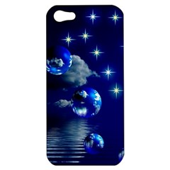 Sky Apple Iphone 5 Hardshell Case by Siebenhuehner