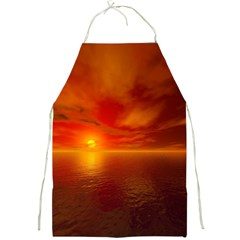 Sunset Apron by Siebenhuehner