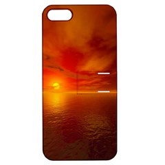 Sunset Apple Iphone 5 Hardshell Case With Stand by Siebenhuehner