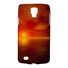 Sunset Samsung Galaxy S4 Active (i9295) Hardshell Case by Siebenhuehner