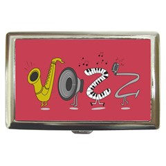 Jazz Cigarette Money Case