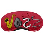 Jazz Sleeping Mask Front