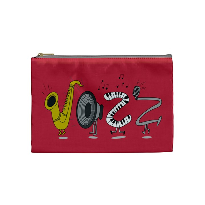 Jazz Cosmetic Bag (Medium)