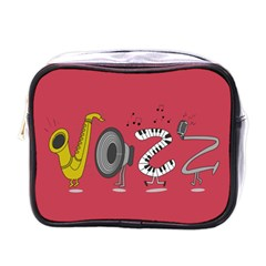 Jazz Mini Travel Toiletry Bag (one Side)