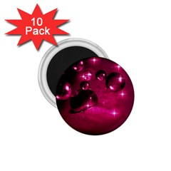 Sweet Dreams  1 75  Button Magnet (10 Pack) by Siebenhuehner