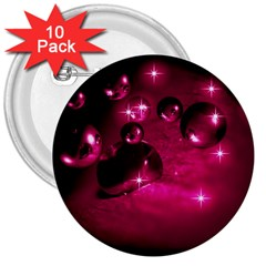 Sweet Dreams  3  Button (10 Pack) by Siebenhuehner