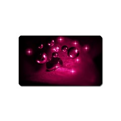 Sweet Dreams  Magnet (name Card) by Siebenhuehner
