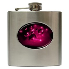 Sweet Dreams  Hip Flask by Siebenhuehner