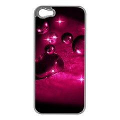 Sweet Dreams  Apple Iphone 5 Case (silver) by Siebenhuehner