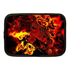 Fire Netbook Case (medium) by Siebenhuehner
