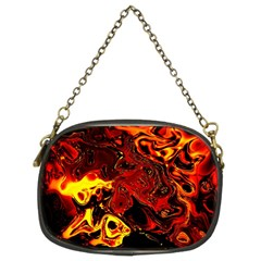 Fire Chain Purse (two Sided)  by Siebenhuehner