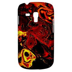 Fire Samsung Galaxy S3 Mini I8190 Hardshell Case by Siebenhuehner
