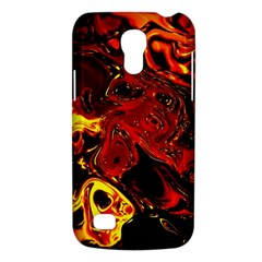 Fire Samsung Galaxy S4 Mini Hardshell Case  by Siebenhuehner