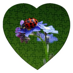 Good Luck Jigsaw Puzzle (heart) by Siebenhuehner