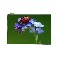 Good Luck Cosmetic Bag (large) by Siebenhuehner