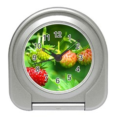 Strawberry  Desk Alarm Clock by Siebenhuehner