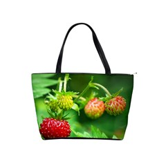 Strawberry  Large Shoulder Bag by Siebenhuehner