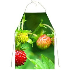Strawberry  Apron by Siebenhuehner