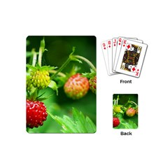 Strawberry  Playing Cards (mini)