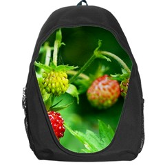 Strawberry  Backpack Bag by Siebenhuehner