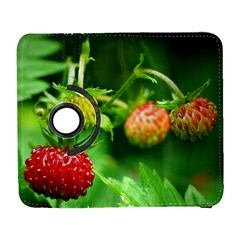 Strawberry  Samsung Galaxy S  Iii Flip 360 Case by Siebenhuehner