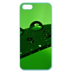 Waterdrops Apple Seamless Iphone 5 Case (color) by Siebenhuehner