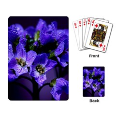 Cuckoo Flower Playing Cards Single Design by Siebenhuehner