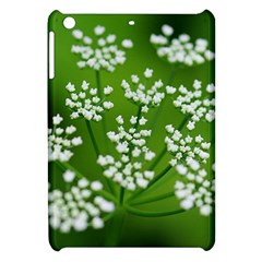 Queen Anne s Lace Apple Ipad Mini Hardshell Case by Siebenhuehner