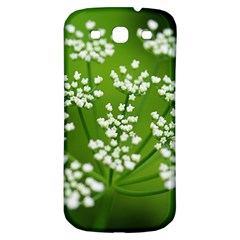Queen Anne s Lace Samsung Galaxy S3 S Iii Classic Hardshell Back Case by Siebenhuehner