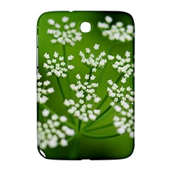 Queen Anne s Lace Samsung Galaxy Note 8 0 N5100 Hardshell Case  by Siebenhuehner