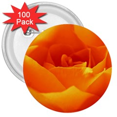 Rose 3  Button (100 Pack) by Siebenhuehner