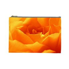 Rose Cosmetic Bag (large) by Siebenhuehner