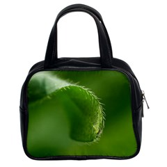 Leaf Classic Handbag (two Sides) by Siebenhuehner
