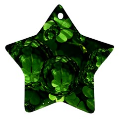 Magic Balls Star Ornament by Siebenhuehner